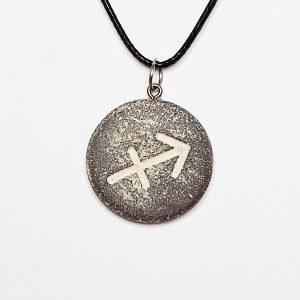 handmade-zodiac-jewelry-pendant-necklace-gift-unique jewelry-Horoscope- sagittarius