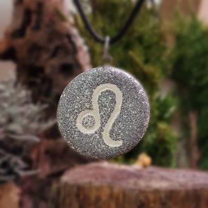 Horoscope leo necklace